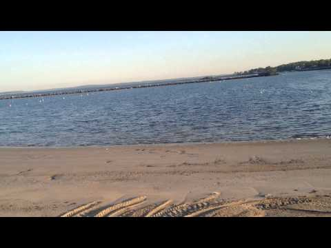 Rye Playland Boardwalk Rye Beach New York
