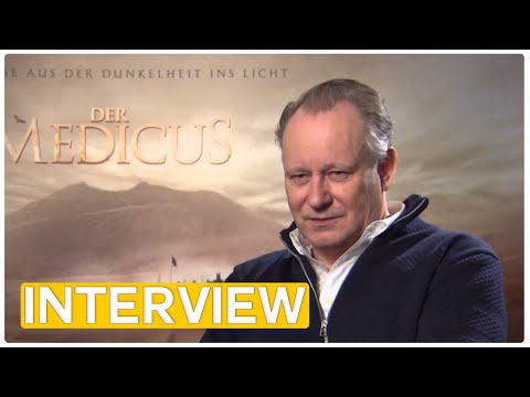 Der Medicus - The Physician | Stellan Skarsgard EXCLUSIVE ...