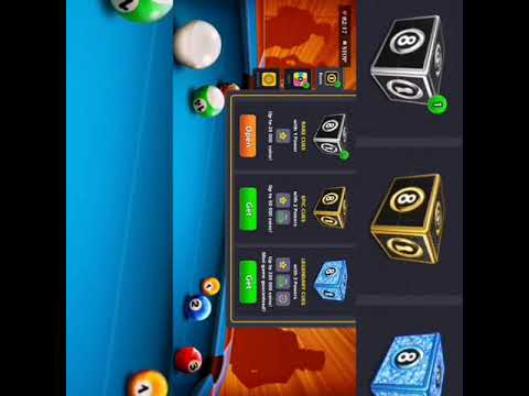 Buying bank shot deal in 8 ball pool 🎱 rs 750 and unbox rare and legendary  box,spin and scratch
