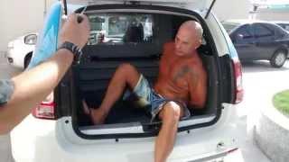 Homem detido por assalto ao posto de combustível do Jacaré, em Cabo Frio