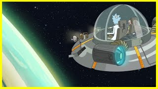 Download Rick and Morty visit snake planet (S04 E05)
