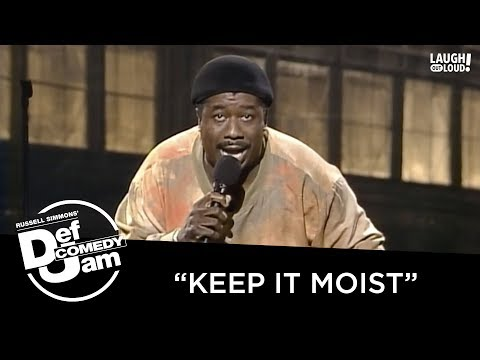 Anthony Brown On Difference Between Old and New Schools   Def Comedy Jam   Laugh Out Loud Network