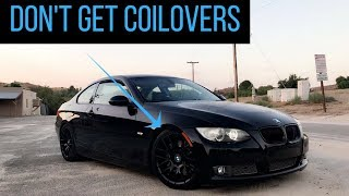 Video Here Is Why I Would NOT Get Coilovers For My Car download MP3, 3GP, MP4, WEBM, AVI, FLV Agustus 2018