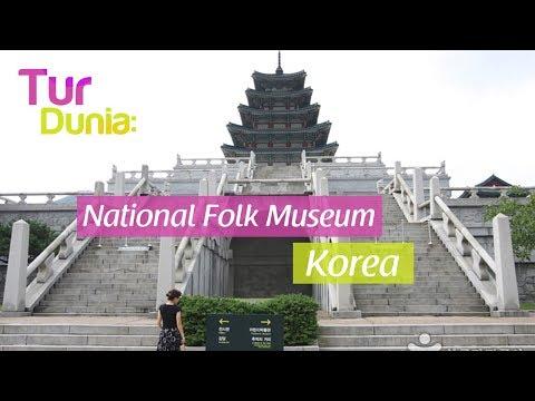 TurDunia.com: Korea : National Folk Museum