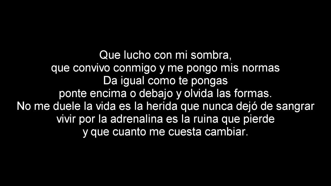 Historias De Amor Y De Barrio Con Letra Denom Ft Fyahbwoy Youtube