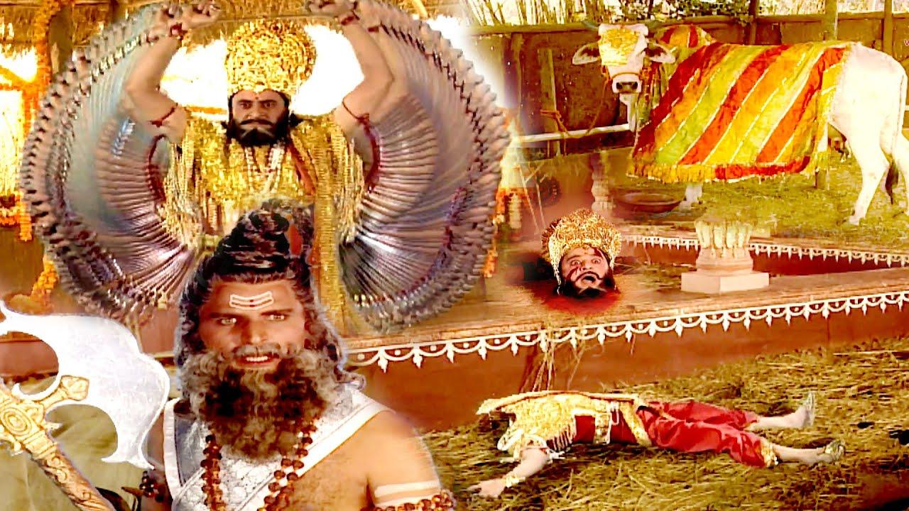 भगवान परशुराम ने क्यों किया था 1 हजार भुजाओं वाले कार्तवीर्य अर्जुन का वध || Parshuram Arjun ka Yudh