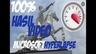 Review Hyperlapse with | Smartphone + Microsoft Hyperlapse