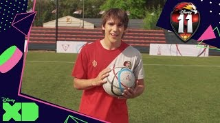 Disney 11: Tricks - Gabo and Lorenzo | Official Disney XD Africa