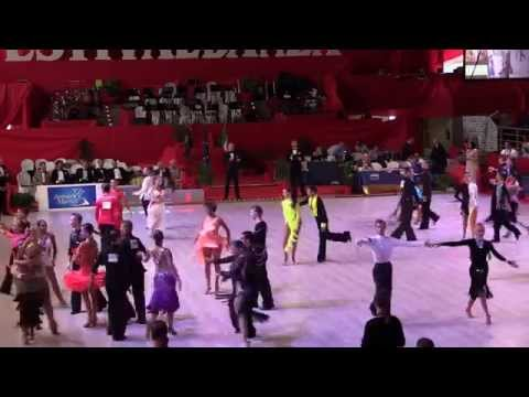 2105 FestivalDanza - Cervia - Saturday - FIDA Nationals & WDC AL Youth Latin