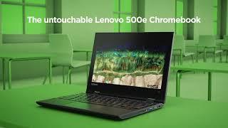 Lenovo 500e Chromebook Durability