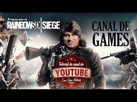 Tutorial de canal de GAMES | Gaveta Show #17