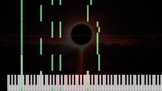 gmtn. (witch's slave) - furioso melodia - piano tutorial