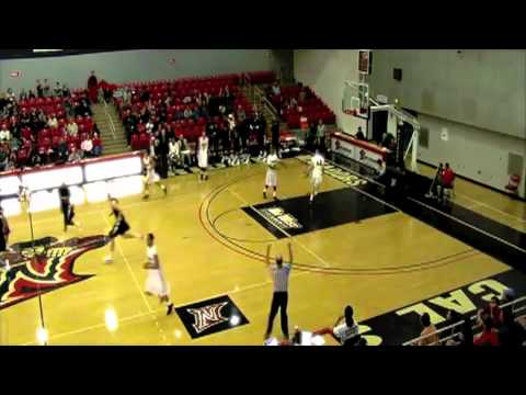 2011 Pacific Basketball Big West Tournament Video