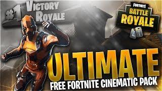 Ultimate FREE Fortnite Cinematic Pack! (Fortnite Cinematics)