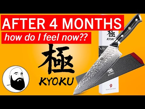 Watch BEFORE You Buy! Kyoku Kitchen Knife Review – The Best Kitchen Knife Under 50$?