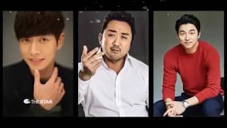 Настоящие герои - Гон Ю, Ма Дон Сок, Пак Хэ Джин