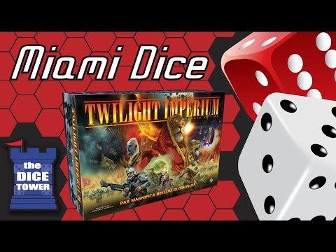 Miami Dice: Twilight Imperium 4