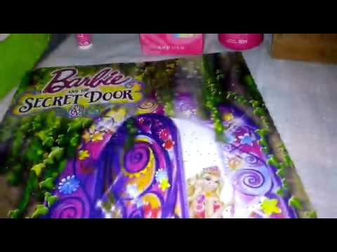 Libro de barbie para colorear( leer descripicion) - YouTube