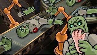 Roblox | HOW ZOMBIES ARE CREATES! (Zombie Apocalypse Challenge!)
