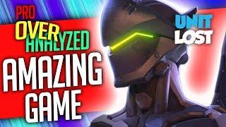 Overwatch - The Most INSANE Game! - [Pro OverAnalyzed]