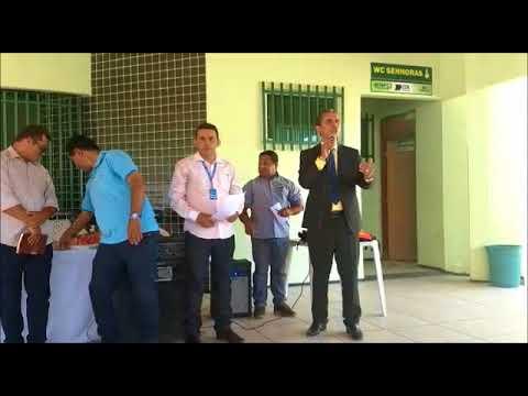 Discursos - Posse do novo diretor da Ciretran de Pedreiras   MA