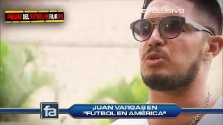 Entrevista Exclusiva a Juan Manuel Vargas de Futbol en Ameri...