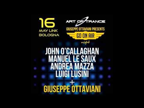 Giuseppe Ottaviani - Live @ Go On Air Night, Link, Bologna, Italy (16.05.15)