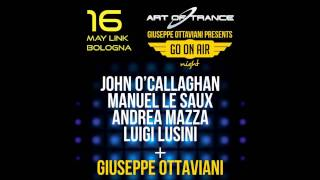 Giuseppe Ottaviani - Live @ Go On Air Night, Link, Bologna, Italy (16.05.15)