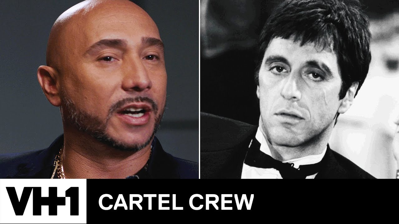 Michael Blanco Claims His Mother Inspired 'Scarface' | Cartel Crew