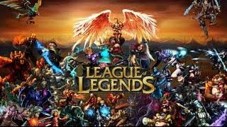 League of Legends ARAM #2 with Jinx and Varus