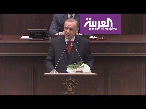 أحلام التوسع لا تفارق الرئيس التركي رجب طيب أردوغان  - نشر قبل 9 ساعة