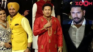 Famous Sports celebrities at Isha Ambani & Anand Piramal's Wedding in Mumbai