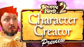 SHOPPE KEEP 2 KOMMER! - Shoppe Keep 2 Character Creator