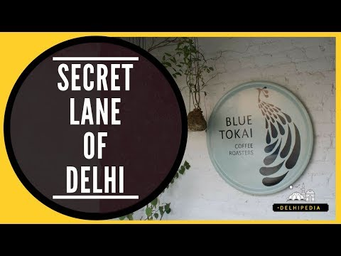 The secret lane of Delhi - Champa Gali