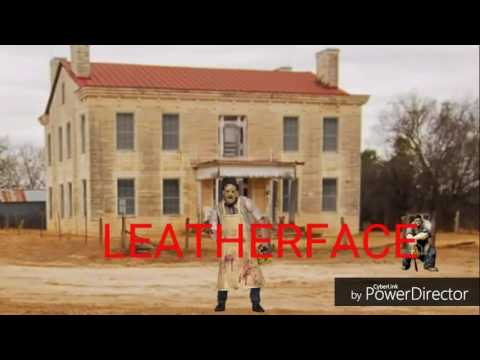 (Fmr Karaoke) Leatherface vs Sweet Apple Massacre by ERBOExtreme
