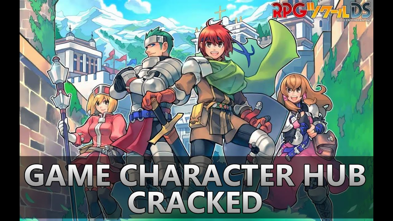 Game Character Hub Cracked Youtube