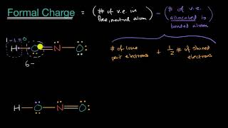 Formal charge | Molecular and ionic compound structure and properties | AP Chemistry | Khan Academy