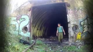 Заброшенный военный объект \ Учебный пункт ПВО
