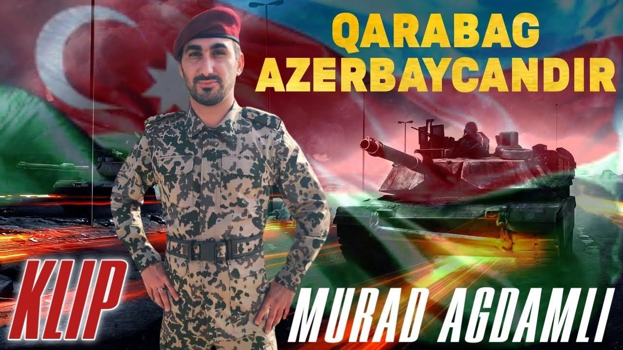 Murad Ağdamlı - Qarabağ Azərbaycandır 2020 (Official Music Video)