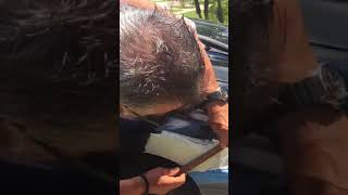 Jeep fender repair