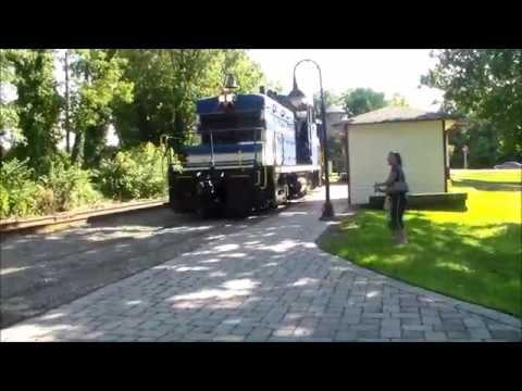 Diesel action at Wilmington DE