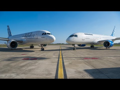 Bombardier Offers Perspective on Airbus C Series Airliner Partnership – AINtv
