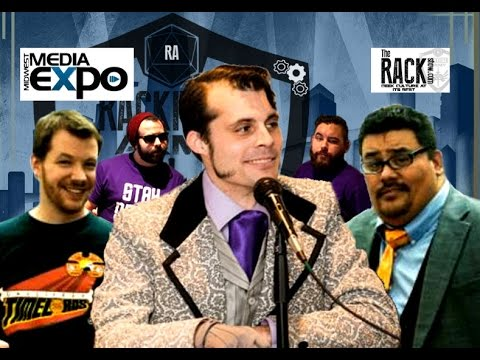 Joe Vourteque & Nerd Life Productions | MidWest Media Expo