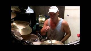 "Atheist - ""Fraudulent Cloth"" drums"