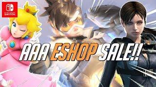 HUGE AAA Nintendo Switch eShop…