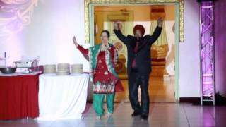 Indian Wedding Djs Dhol Fusion Entertainment  DJ Jassi and Pooja.. MC Sam
