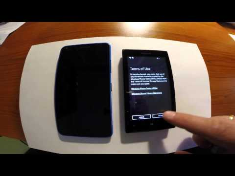 Windows 8.1 - Backup and Restore Procedure Lumia 640 and Lumia 435