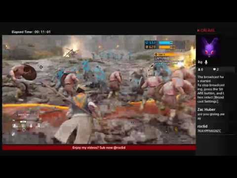 For Honor | Beta Code Giveaway