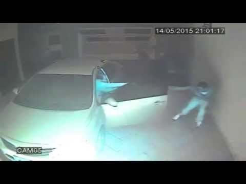 Robbery shootout fail in Brazil May 2015 CCW self defense