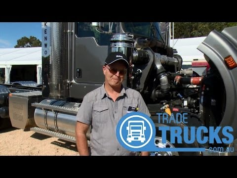 Paccar Mx 13 Engine Launch In Kenworth T409 Review
